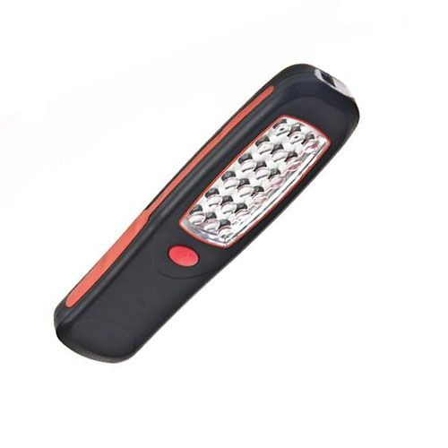Stekklámpa,18+3 LED mágneses szerelőlámpa