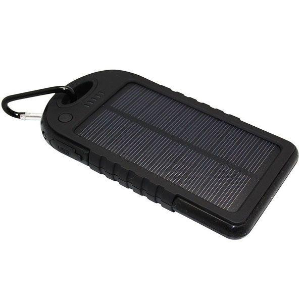 SOLAR CHARGER - napelemes töltő, 5000mAh