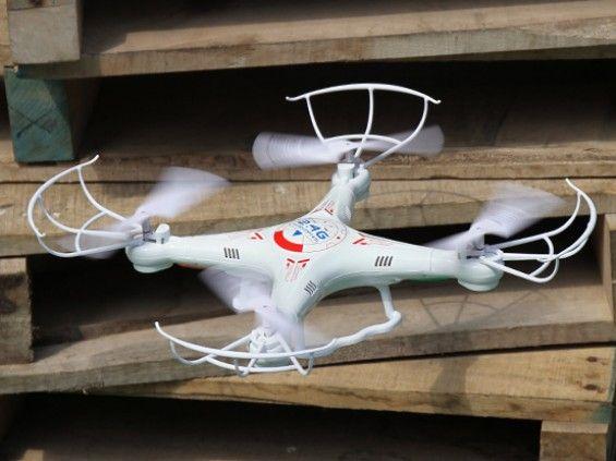 K300 kamerás Quadrocopter