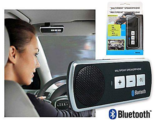 Autós telefon kihangosító bluetooth-al