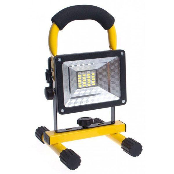 30 W többszínű állványos led reflektor W804