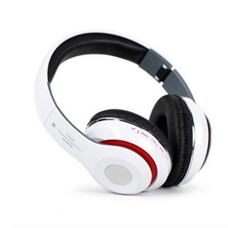Bluetooth sztereó fejhallgató, rádióval, Mp3 headset