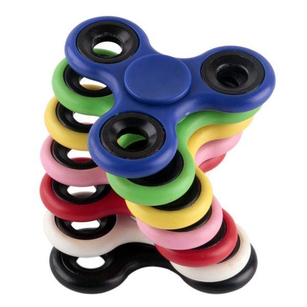 Műanyag kézi pörgettyű, Hand Spinner