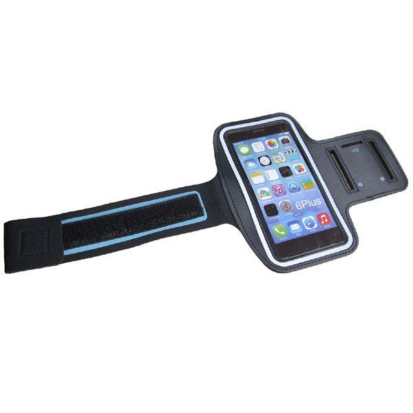 Karra rakható telefontartó sportoláshoz
