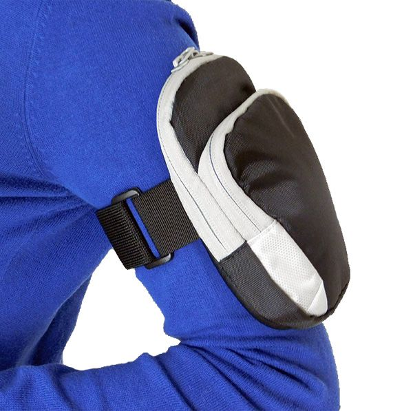 Karra erősíthető mini táska futáshoz