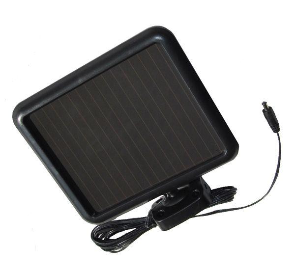 Napelemes mozgásérzékelős LED izzós reflektor lámpa
