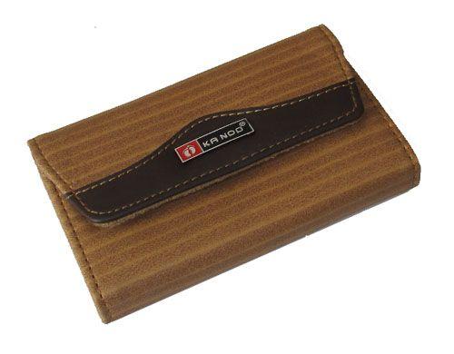 7 db-os manikűrkészlet exkluzív díszdobozban, bőrtokban