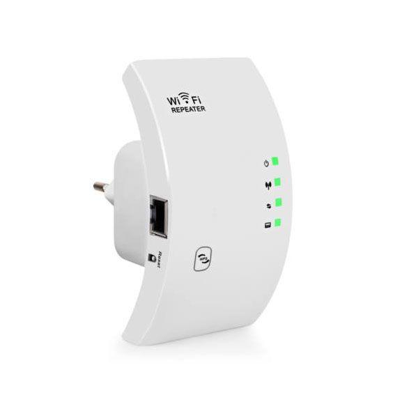 WiFi hatótáv növelő jelerősítő