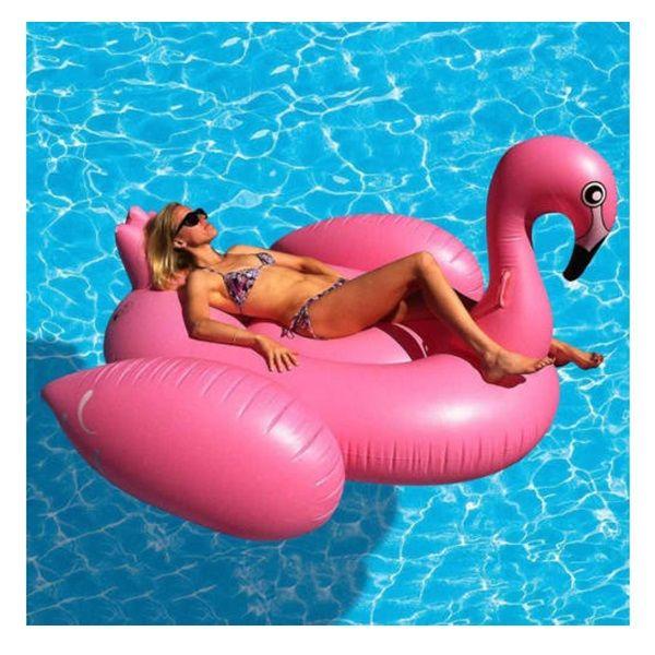 Óriás flamingó matrac