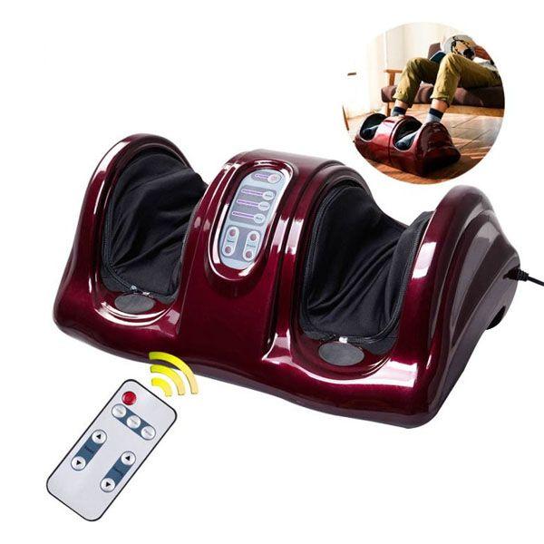 Elektromos lábfej és talpmasszírozó készülék