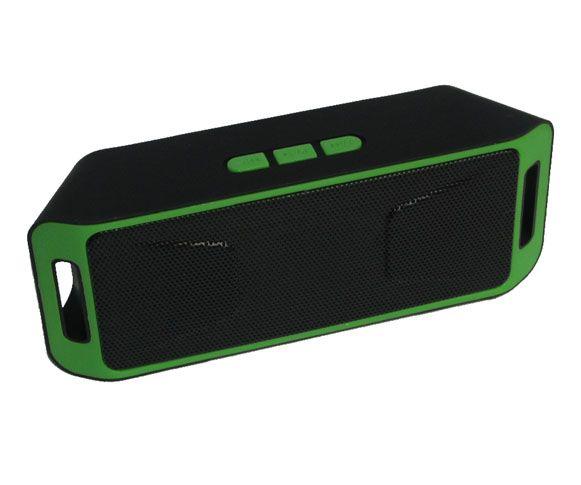 Hordozható multimédiás mini hangszóró Bluetooth kapcsolattal