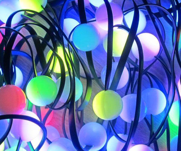 Gyorsan felhelyezhető karácsonyfa világítás