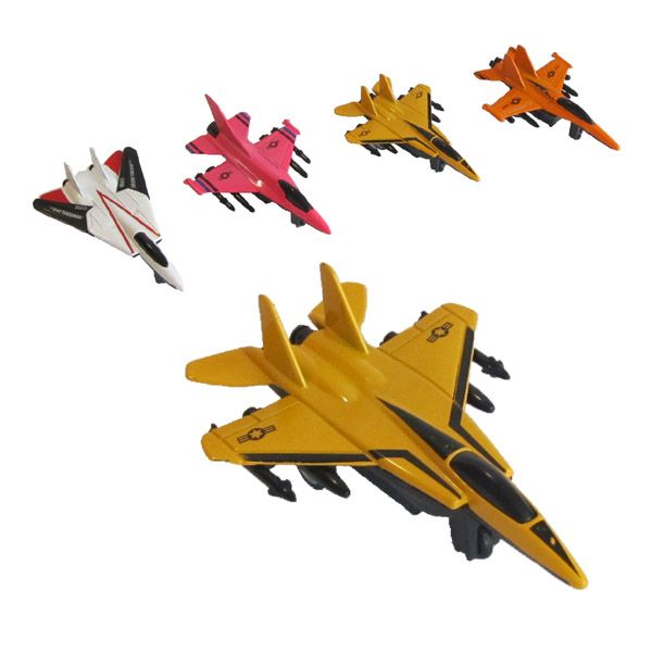 Lendkerekes fém vadászgép