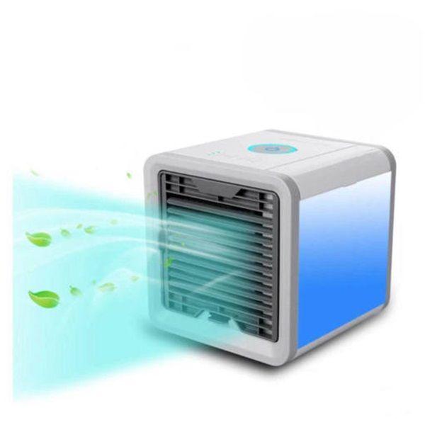 Asztali léghűtő, USB csatlakozóval