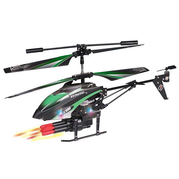 Távirányítós rakétakilövős helikopter, V398