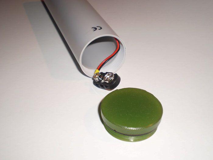 Elektromos vadriasztó készülék