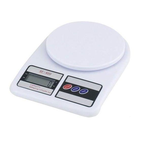 Digitális konyhamérleg, 7kg méréshatár, 1g pontosság