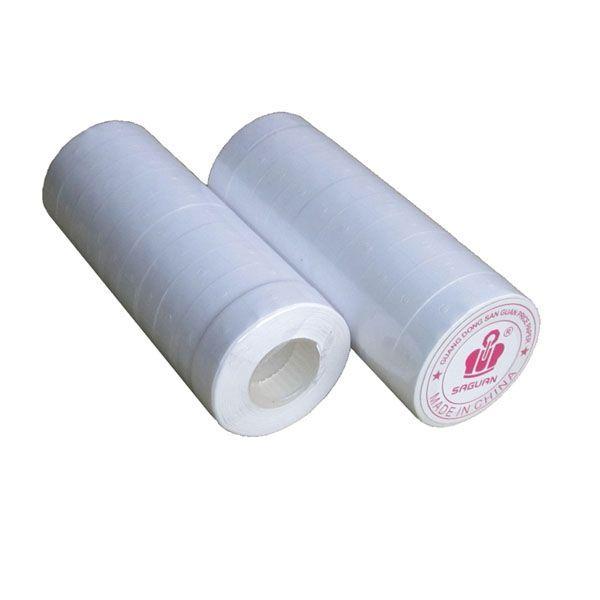 Árazószalag, árazócímke MX-6600 árazógéphez, fehér, 1 csomag (10 tekercs)
