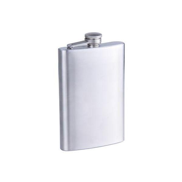Flaska, rozsdamentes acél, 4 méretben